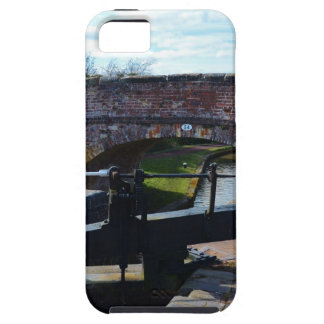 Traditional British Canal Lock iPhone 5 Cover