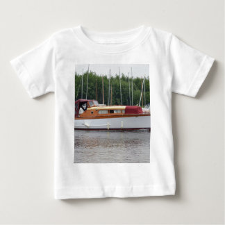 Traditional Broads Cruiser Baby T-Shirt