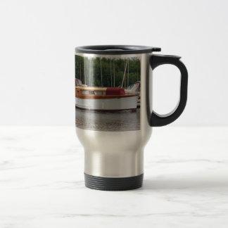 Traditional Broads Cruiser Travel Mug