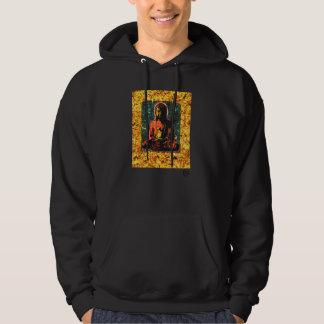 Traditional Buddha Painting Hoodie