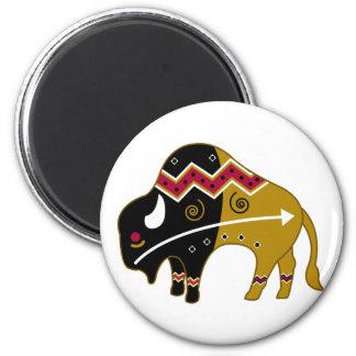 Traditional Buffalo Magnet