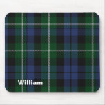 Traditional Campbell Clan Tartan Plaid Mouse Pads