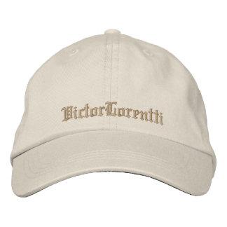 Traditional cap/Victor Lorentti Baseball Cap