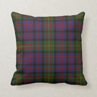 Traditional Carnegie Tartan Plaid Pillow