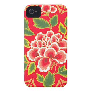 Traditional Chinese Embroidery Design Case-Mate iPhone 4 Case