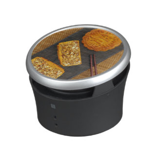 Traditional Chinese mixed nut moon cake Bluetooth Speaker