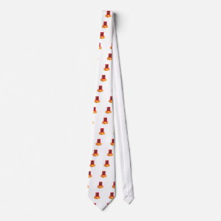 Traditional Chinese symbol for good fortune Tie