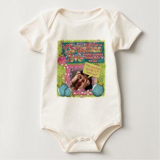 Traditional Christmas Game Baby Bodysuit