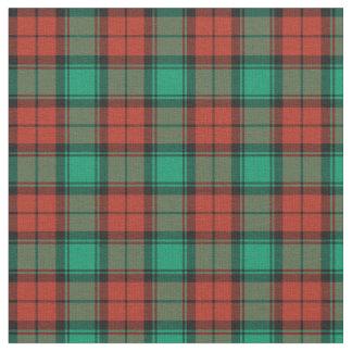 Traditional Christmas Plaid Fabric