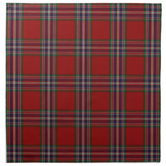 Traditional Clan MacFarlane Tartan Plaid Napkin