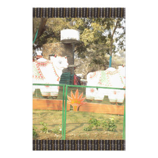 Traditional Cow Statue Art from Indian Suraj Kund Stationery