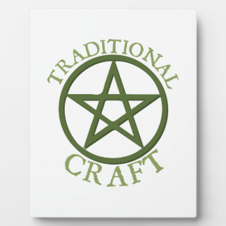 Traditional Craft Photo Plaques