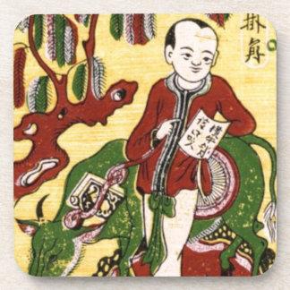 Traditional culture Vietnam Beverage Coaster