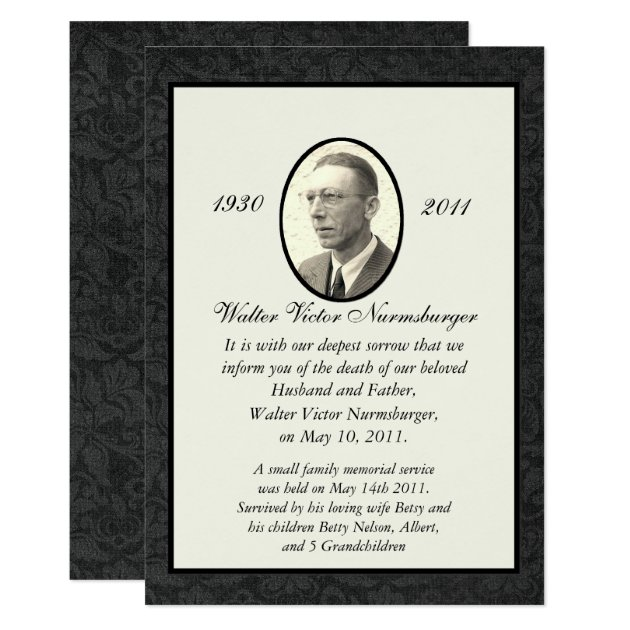 traditional_death_announcement_card-re7aa4a6999ce493e9c91194cb648a2d1_6gduf_630 Traditional Baby Shower Invitations