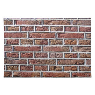 Traditional Dutch Brickwork Pointing Cloth Placemat