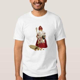 Traditional dutch culture: Santa Claus 5 december Tee Shirt