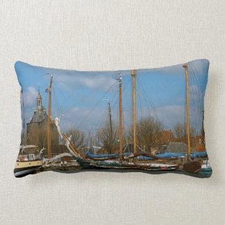 Traditional Dutch sailing vessels, Enkhuizen Pillows