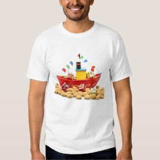 Traditional dutch Santa Claus feast Netherlands Tee Shirt