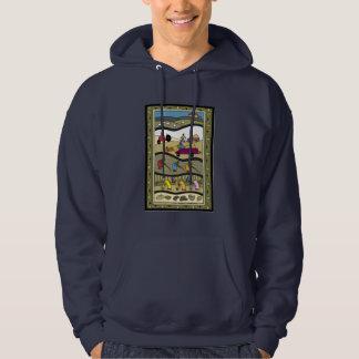 Traditional farmers in Africa Hoodie