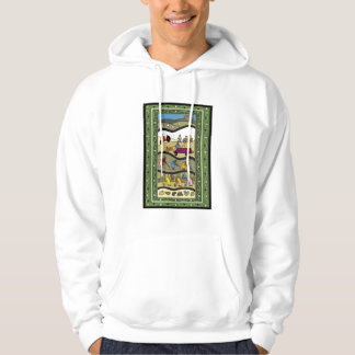 Traditional farming in Africa Hoodie