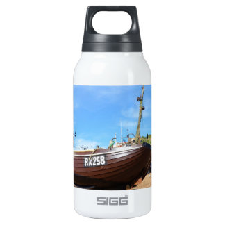 Traditional Fishing Boat Insulated Water Bottle