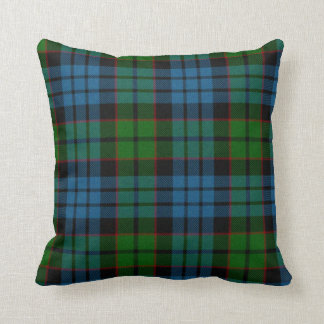 Traditional Fletcher Tartan Plaid Pillow