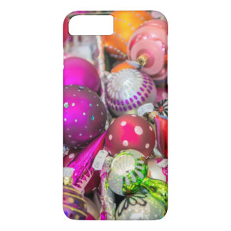 Traditional Glass Ornaments At Christmas Market iPhone 7 Plus Case