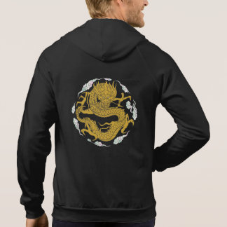 Traditional Gold Dragon Hoodie