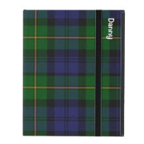 Traditional Gordon Tartan Plaid iPad 2/3/4 Case