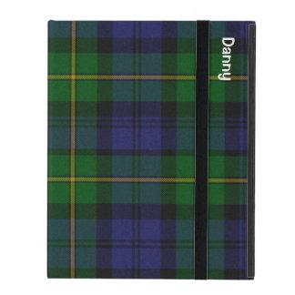 Traditional Gordon Tartan Plaid iPad 2/3/4 Case