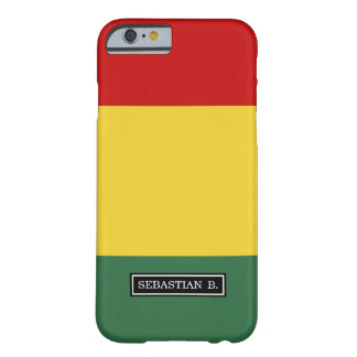 Traditional Guinea Flag Barely There iPhone 6 Case