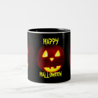 TRADITIONAL HALLOWEEN PUMPKIN mug