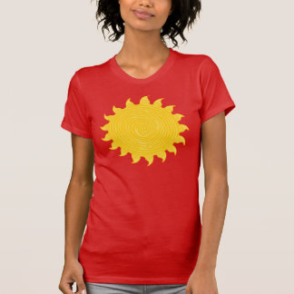 Traditional Indian style Surya (Sun) T-Shirt