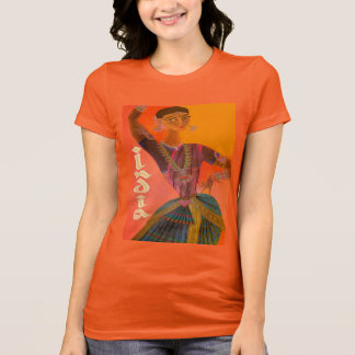 Traditional indian woman T-Shirt
