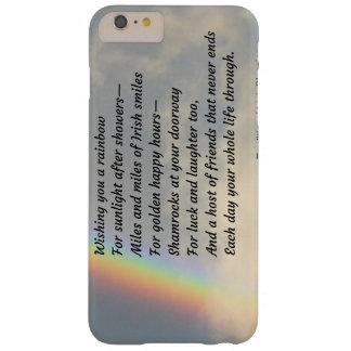 Traditional Irish Blessing Phone and Tablet Cases
