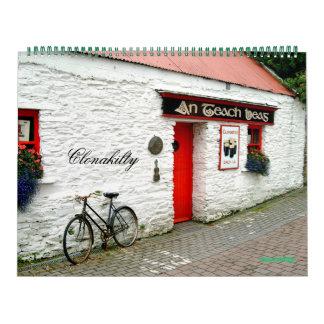 Traditional Irish Calendar