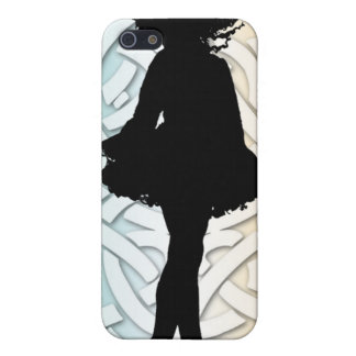 Traditional Irish Dancer iPhone4 Case