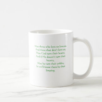 Traditional Irish Toast Mug