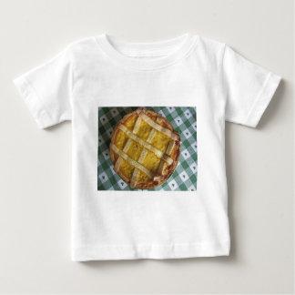 Traditional italian cake Pastiera Napoletana Baby T-Shirt