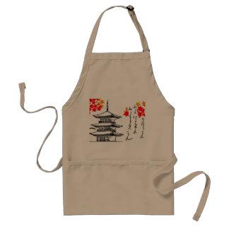 Traditional Japan Apron