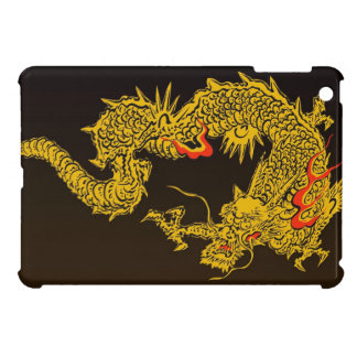 Traditional Japanese Dragon Case For The iPad Mini