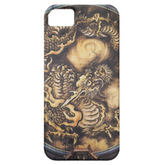 Traditional Japanese Oriental Dragon - 日本 - 鳴き龍 iPhone SE/5/5s Case