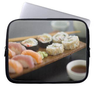 Traditional Japanese sushi Computer Sleeves