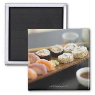 Traditional Japanese sushi Magnet