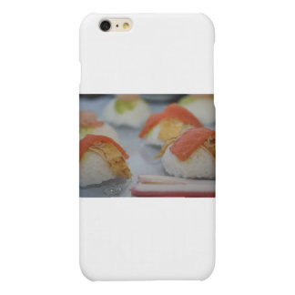 Traditional Japanese Sushi Matte iPhone 6 Plus Case