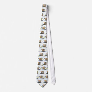 Traditional Japanese Sushi Tie