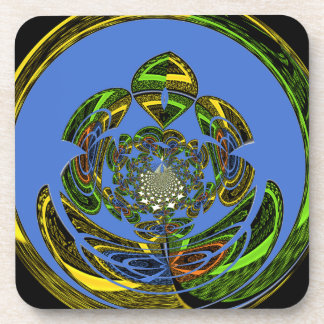 Traditional Just Blue Drink Coaster