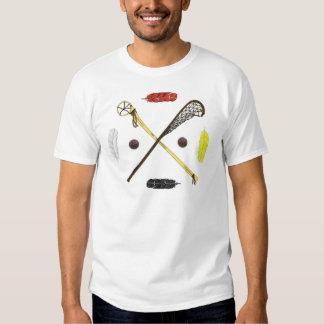 Traditional Lacrosse sticks T-Shirt