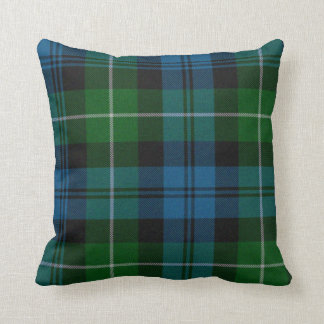 Traditional Lamont Tartan Plaid Pillow