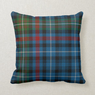 Traditional MacDonald Tartan Plaid Pillow